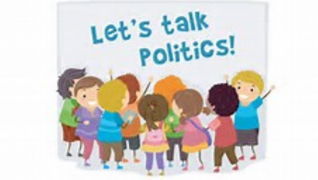 Let's Talk Politics