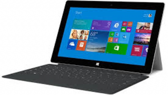 Order your Surface RT 2!